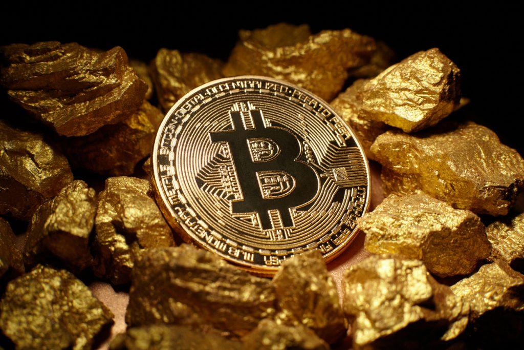 Bitcoin Like Gold, Besides Liquidity Problem