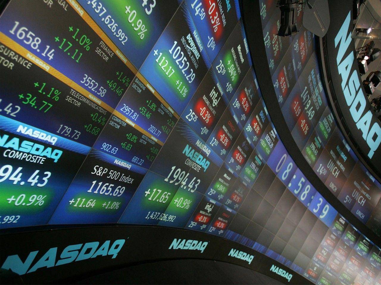 Reality Shares: Nasdaq Partner  Wants To Launch Blockchain Economic index