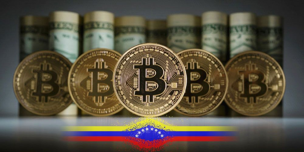 """Venezuela's National Cryptocurrency """"Petro"""" Backed By Crude Oil"""