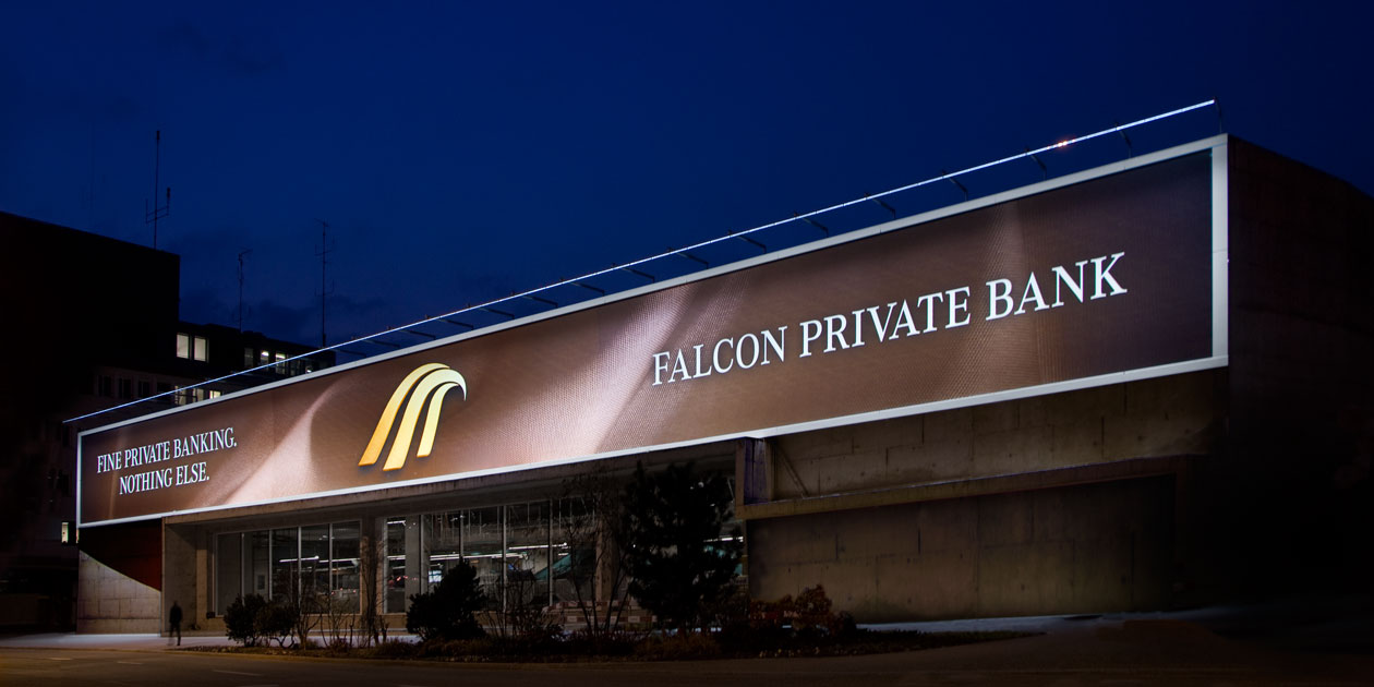 Crypto Wealth Management Started By Falcon Private Bank