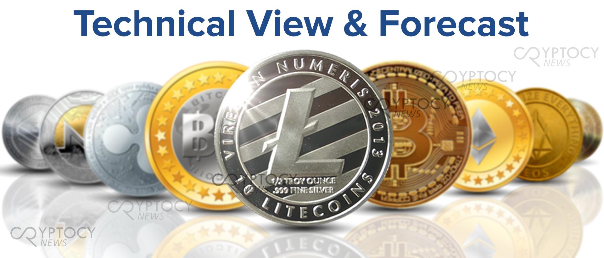 Litecoin Technical View 06/06/18