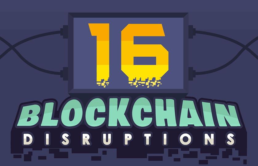 Blockchain-Disruptions