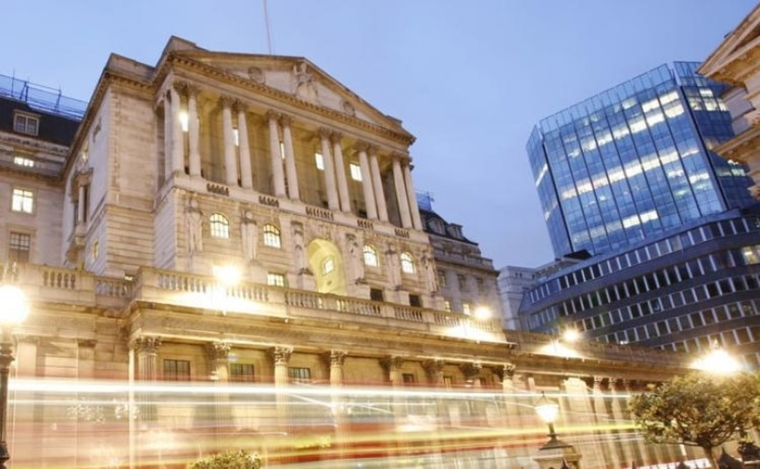 The Governor of the Bank of England Says Cryptocurrencies Aren't Risky
