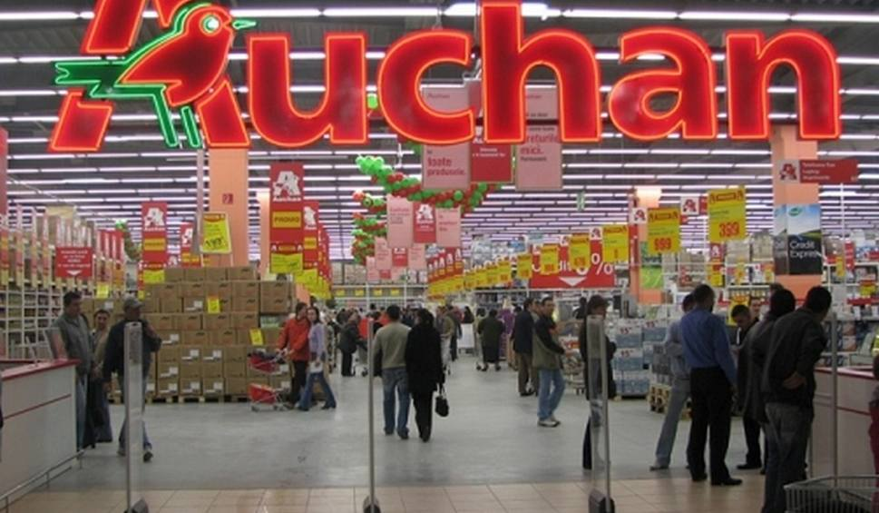 FRENCH AUCHAN USES BLOCKCHAIN TO CONTROL THE QUALITY OF PRODUCTS