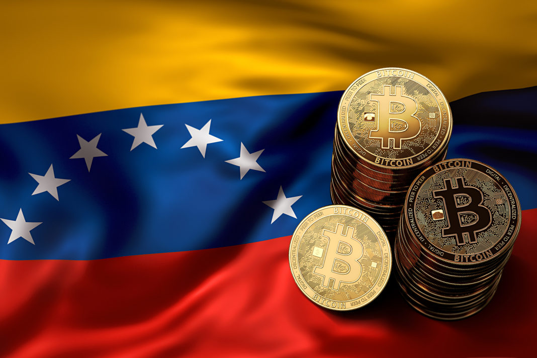 THE VENEZUELAN GOVERNMENT IS OFFERING CRYPTOCURRENCY REMITTANCE SERVICES