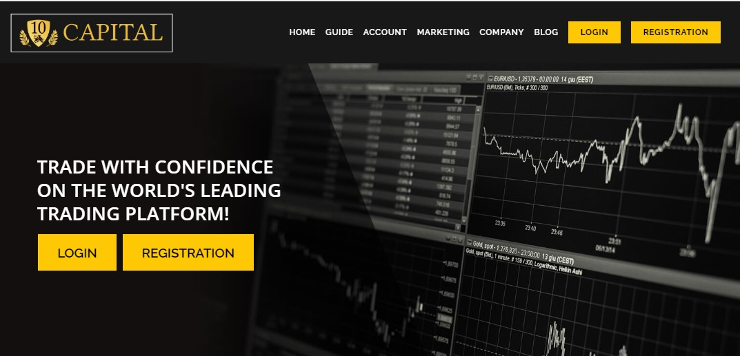 10-Capital Review: Start Your Trading Journey With an All-in-One Broker