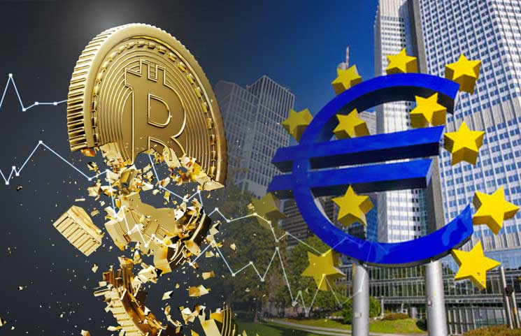 ECB: Bitcoin is not a currency, it rather is an asset