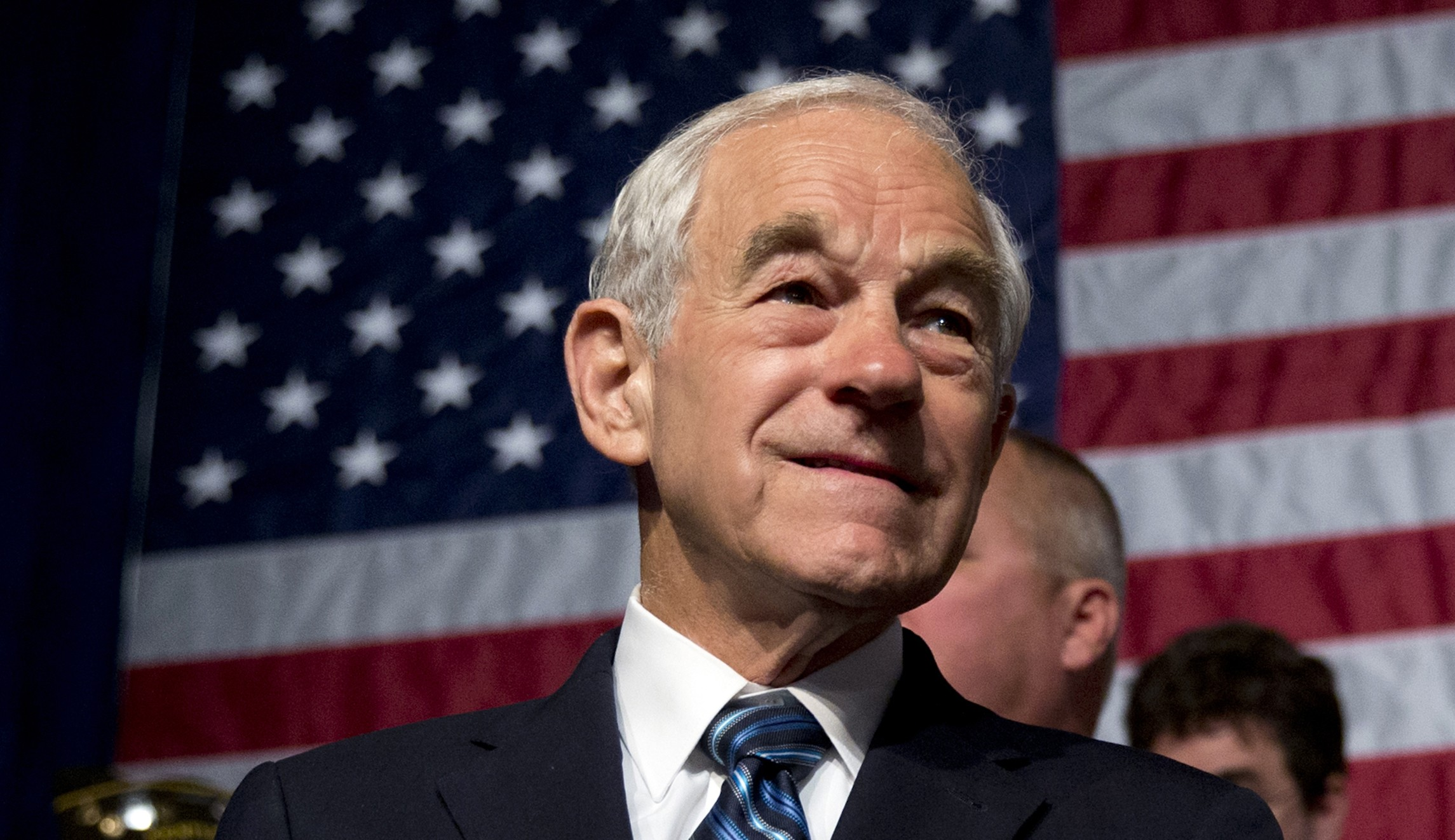 Ron Paul: Cryptocurrencies Are A Great Idea