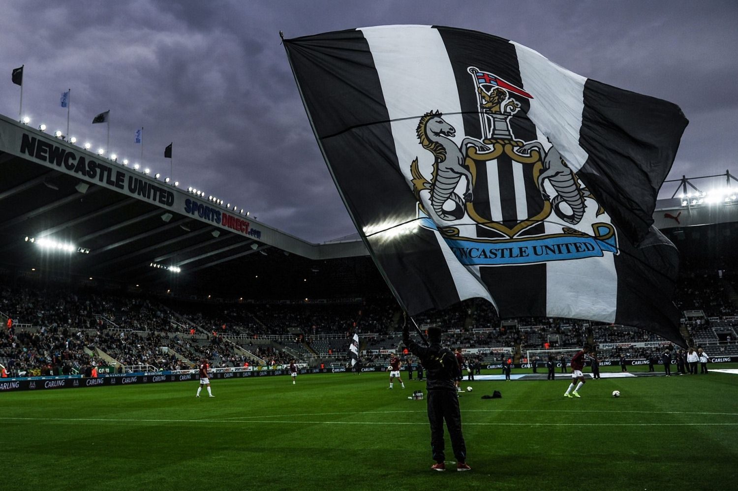 NEWCASTLE UNITED PARTNERS WITH CRYPTO COMPANY