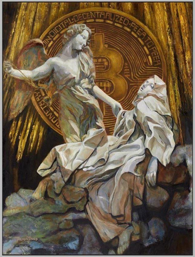 NEW BLOCKCHAIN ART AUCTION