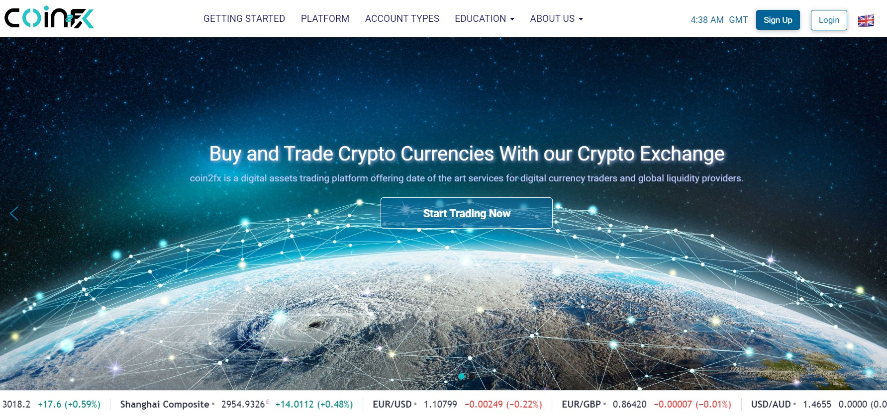 coin2fx – For all Kinds of Trading