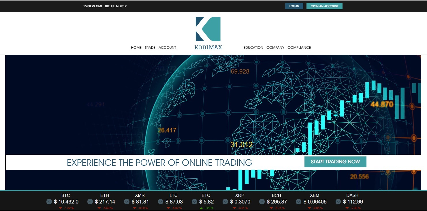 Kodimax Review 2019: Is it a Scam Broker or Legit?