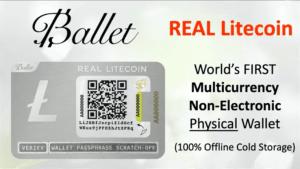 Real Litecoin Ballet