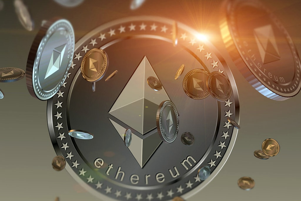 ETHEREUM PRICE 9% INCREASE IN 24 HOURS