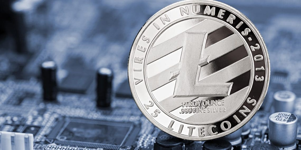 Litecoin Announces the Gain of 307,603 New Non-Zero LTC Wallet Addresses in a Week