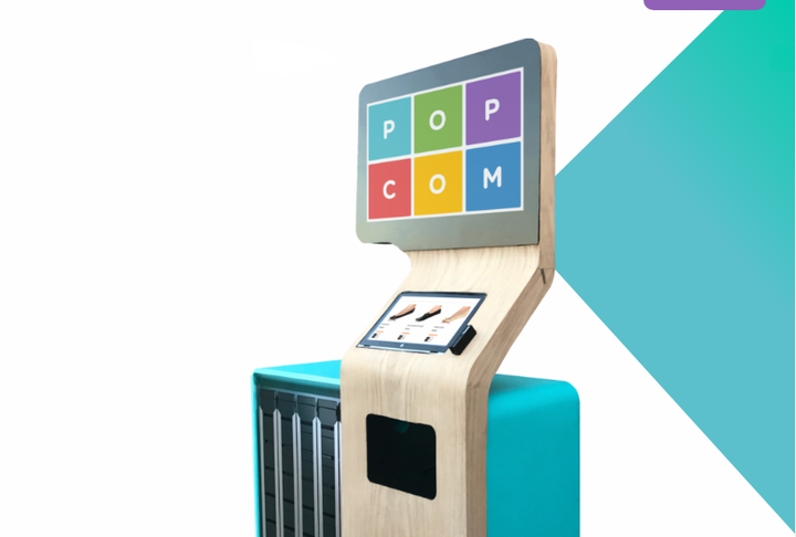 Smart Vending Machine Maker Popcom Raises $2.3 Million