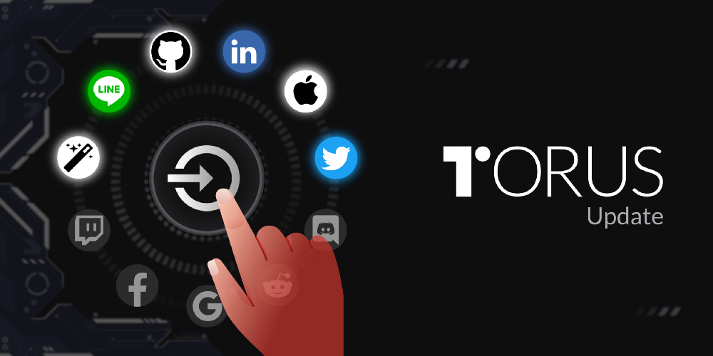 Twitter Users Now are Able to Send Crypto with Torus