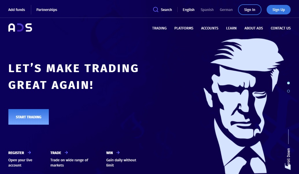 ADStraders Review – Step Into the Markets With Full-Confidence