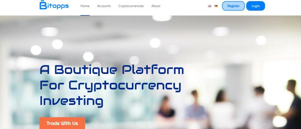 Bitopps website